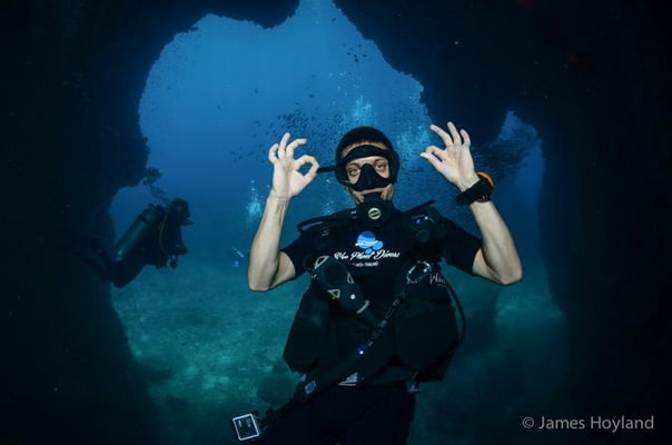 Koh Haa Diving Tour with 2 Dives for Certified Divers