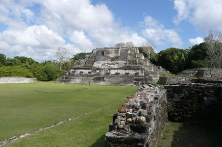 Private Altun Ha And Cave Tubing from Belize City