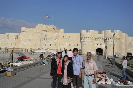 Alexandria 12 Hour Day Tour from Cairo