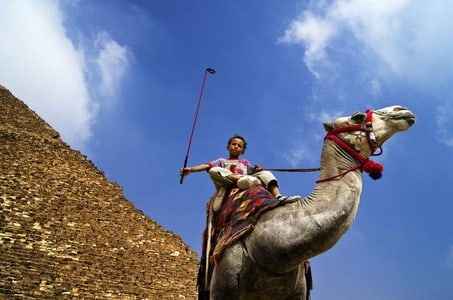 full-day Giza pyramids include and Egyptian museum for 8 hours tour