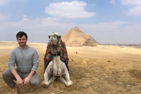 full-day tour to Giza pyramdis sphinx and Nile cruise at night from Cairo Giza hotels