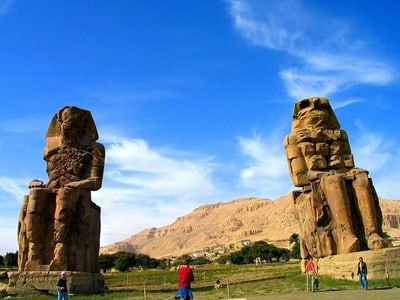 Luxor Full Day tour by Air from Cairo