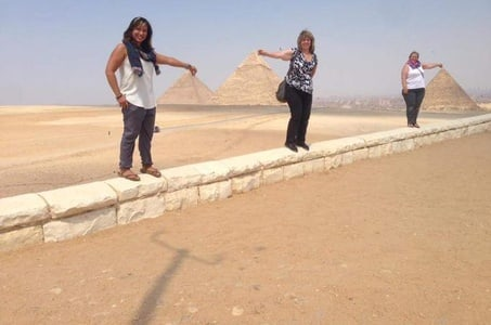 private day tour 8 hour full day Giza pyramids Cairo museum