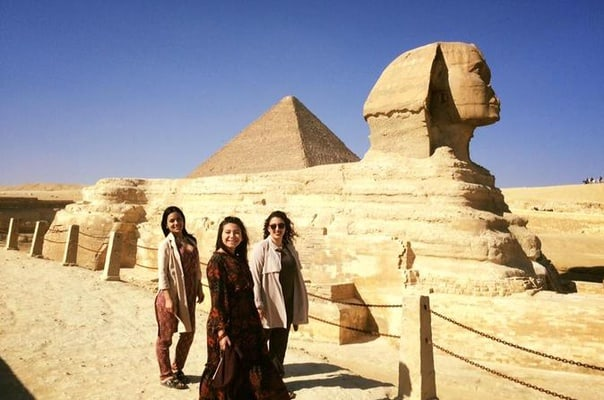 3 days guided tours to Cairo- Alexandria with camel ridding
