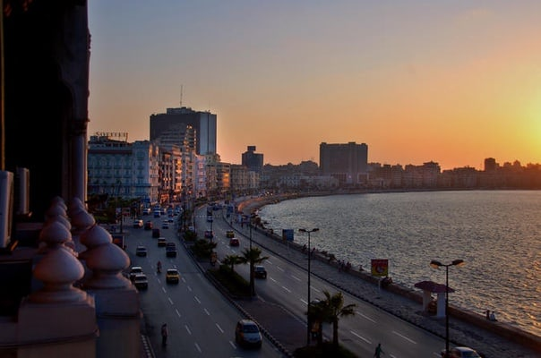 Private Guided Full-Day Tour to Alexandria from Cairo