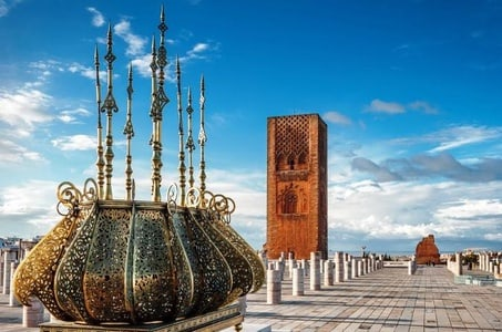 Full-Day Casablanca and Rabat Private Tour from Casablanca
