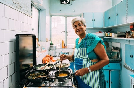 Enjoy a Traditional Bengali Meal in a Local Calcutta Home