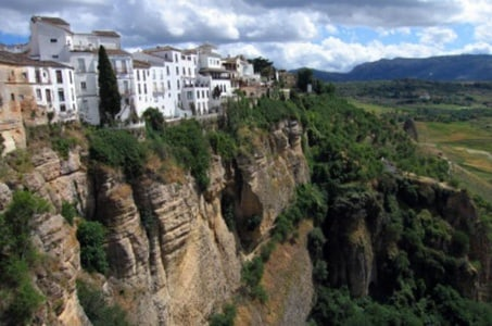 Ronda and El Tajo Gorge Tour with Winetasting from Malaga
