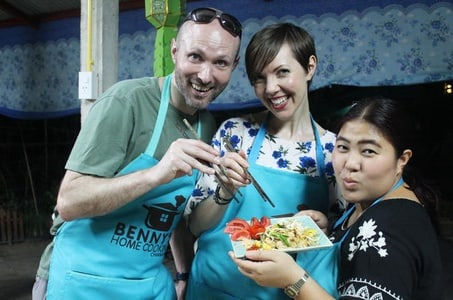 Private Dinner Cooking Class in Chiang Mai