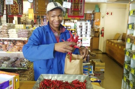 Cape Town Township Visit Including a Cooking Class with a Local Chef in The Bo-Kaap