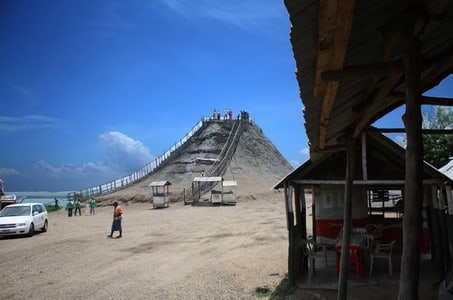 Half-Day Tour to Totumo Mud Volcano from Cartagena