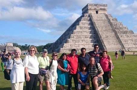 Chichen Itza Classic Day Tour From Cancun