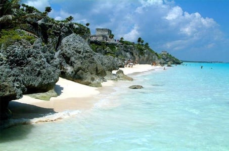 Natural Spa Tulum Blue Cenote and Natural Fish Therapy