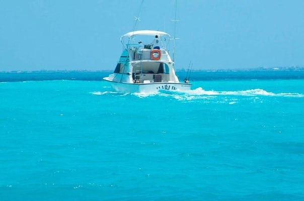 Fishing Tour on the Mexican Caribbean