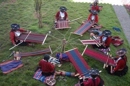 Full-Day Private Tour of Sacred Valley and Kantu Andean Textile from Cusco