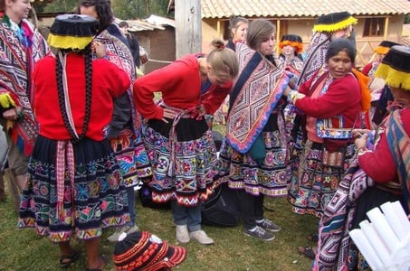 Revealing Andean Textiles from Cusco