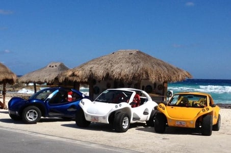 Cozumel Self-Drive Buggy Tour: Snorkeling, Mayan Heritage and Mexican Lunch