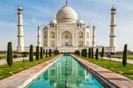 Private Tour: Day Trip to Agra from Delhi including Taj Mahal and Agra Fort
