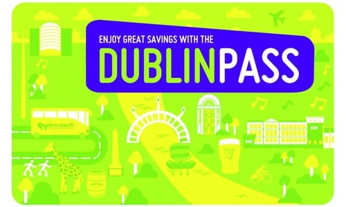 Dublin Pass: Free Admission to the Guinness Storehouse, St. Patrick's Cathedral & More