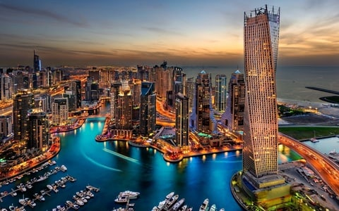 Dubai At Once private tour with optional Burj Khalifa tickets