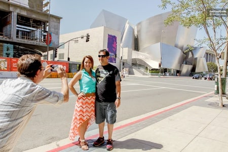 Los Angeles: Celebrity Homes and City Multi-Media Tour