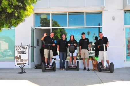 Los Angeles: The Wilshire Boulevard 2-Hour Segway Tour