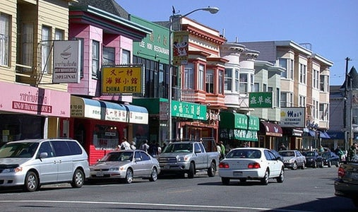 Immersion in SF Asian-American Cuisine