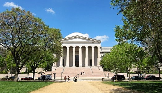 Washington D.C.'s National Gallery Small Group Tour