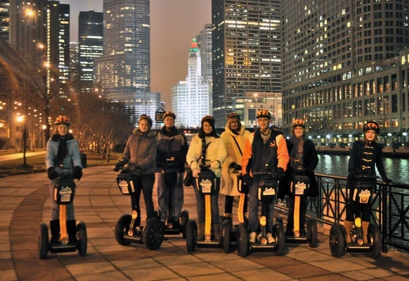 What Is The Best Segway Tour In Chicago