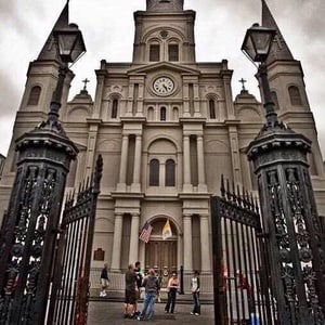 New Orleans Five-in-One City Walking Tour