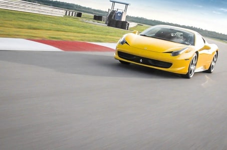 Professional Supercar Racetrack Experience in New Orleans