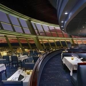 Top of the World Restaurant - Stratosphere Hotel