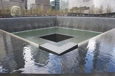 Balade au Mémorial du 11 septembre au World Trade Center et dans le quartier financier