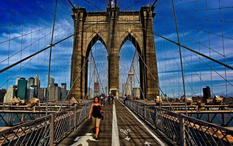 Brooklyn Bridge Walking Tour