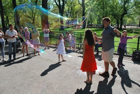 New York: Central Park 2-Hour Guided Walking Tour