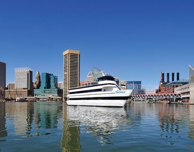 Baltimore Inner Harbor: 2-Hour Buffet Lunch Cruise
