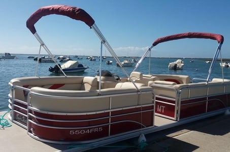 Half-day Ria Formosa Natural Park Four Islands Boat Cruise from Faro