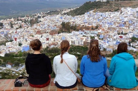 Day Trip to Chefchaouen from Fez With Private Driver