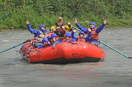 SCENIC WILDERNESS RAFTING