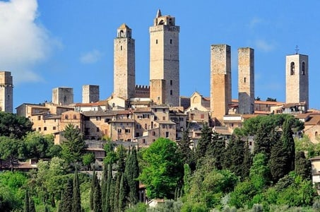 Private Tour: Siena, Monteriggioni, San Gimignano, and Chianti Day Trip from Florence