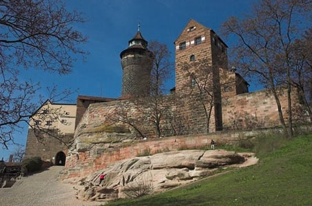 Day Tour to Nuremberg and Rothenburg from Frankfurt