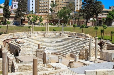 Private Full-Day Alexandria Tour from Cairo