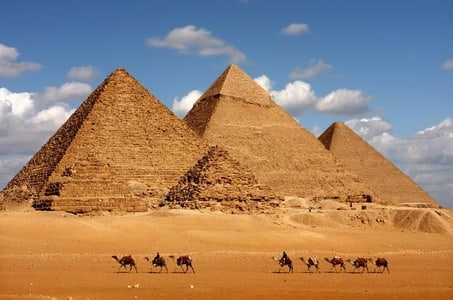 Shore Excursion: Small-Group Guided Day Tour to Cairo from Alexandria
