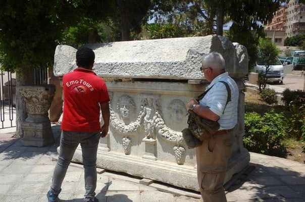 Private Alexandria Highlights Guided Day Tour