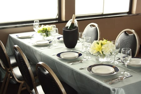 Marina del Rey Dinner Cruise with Four-Course Menu