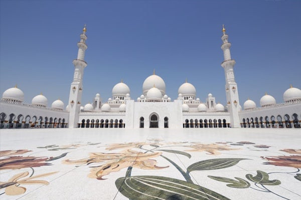 Abu Dhabi City Tour with Lunch