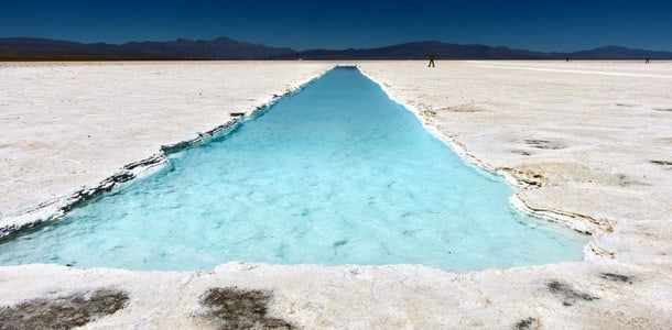 Back to the Heights: Great Salt Flats Tour