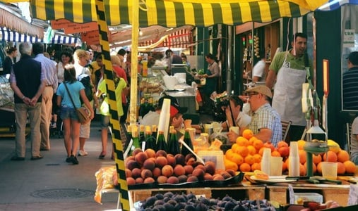 FOOD TOUR - Learn the Secrets of the Viennese Naschmarkt