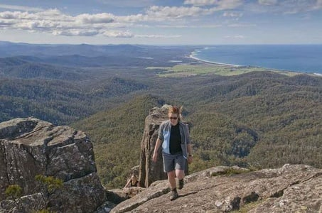 5-Day Tasmania East Coast Camping Tour: Launceston to Hobart Including Wineglass Bay, the Freycinet Peninsula and the Bay of Fires