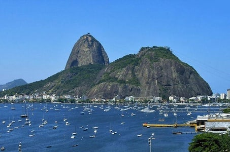 Sugar Loaf Mountain and Beaches Tour Including Transport and Ticket